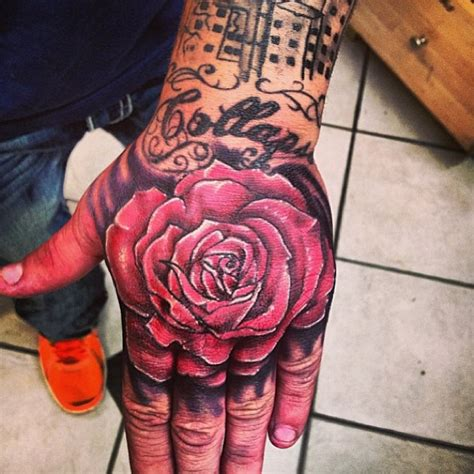 detailed rose tattoos tattoodenenasvalencia