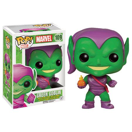 Pop Nosh The Other Blogs Edition by Marvel Heroes Pop Vinyl Figure Green Goblin Forbidden