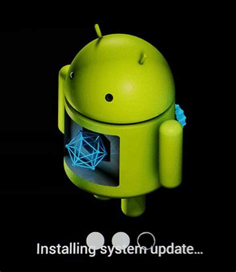 android system update updating the android operating system on your hp slate 8 pro tablet android hp 174 customer support
