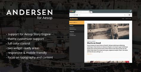 themes for aesop story engine andersen aesop story engine aesop story engine