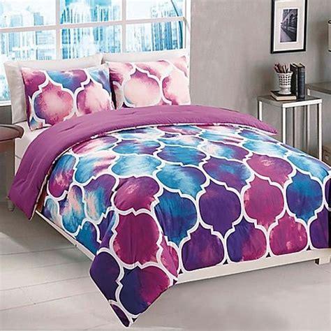 Purple Pattern Comforter by 25 Best Ideas About Modern Comforter Sets On