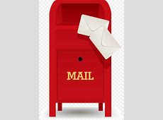 Post box Letter box Royal Mail - Vector Mailbox bucket png ... Free Holiday Banner Clip Art
