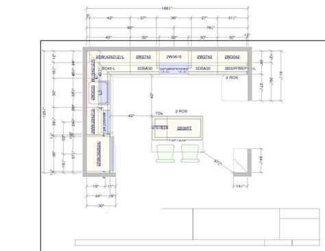 10 x 15 kitchen design if i use a 30 quot then i could