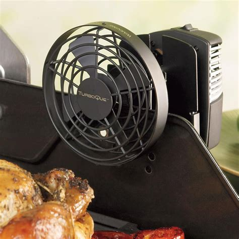 bbq fan for smoker turboque smoker convection grilling fan the green head