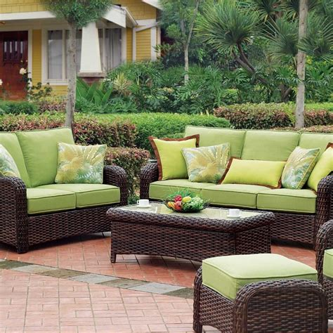 outdoor wicker furniture on sale