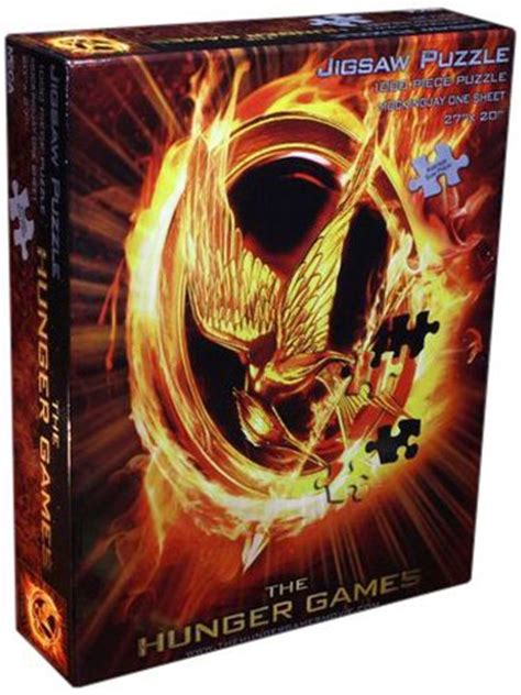 film jigsaw puzzles other toys the hunger games movie jigsaw puzzle 1000