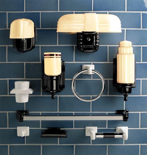 Chandler Streamline Porcelain Soap Dish Rejuvenation Deco Bathroom Accessories Sets