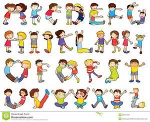 Kid Activities Alphabets In Activities Stock Photos Image 25541243
