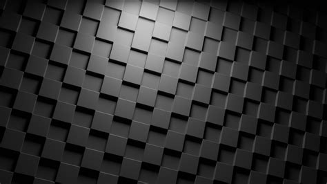 cubes dark minimalism hd   wallpapers images
