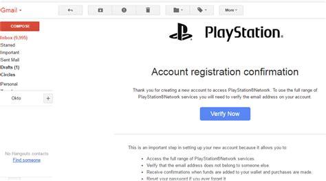 cara membuat akun email keren cara membuat akun playstation i notordinaryblogger