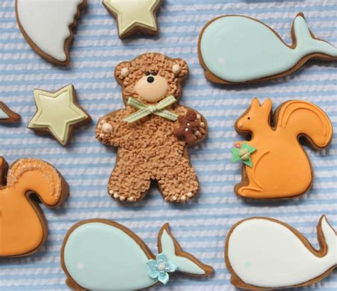 How To Make Baby Shower Cookies Favors by Baby Shower Cookie Favors Sweetopia