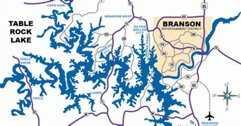 big cedar lodge map branson mo map branson map explorebranson
