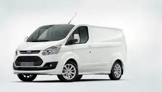 Custom Ford Transit Ford Transit Custom History Photos On Better Parts Ltd