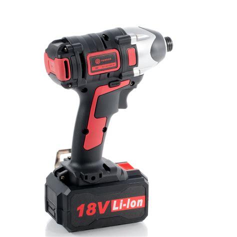 Impact Driver cordless hammer drill impact driver set 18v 3 0ah li
