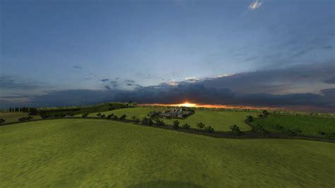 Sky Ls by Real Sky V 1 0 For Fs 2015 Farming Simulator 2015 15 Mod