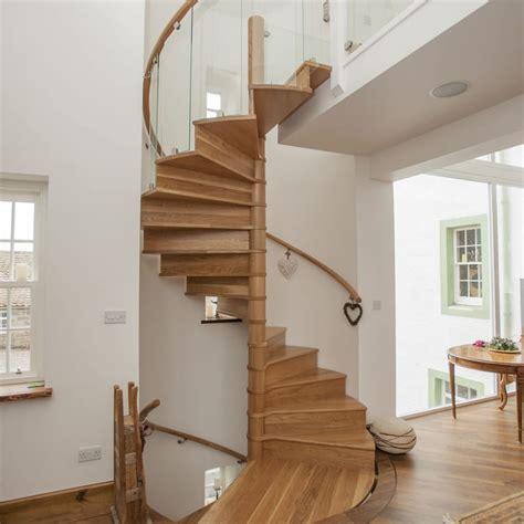 spiral staircase wooden spiral staircase timber spiral stairs uk haldane uk
