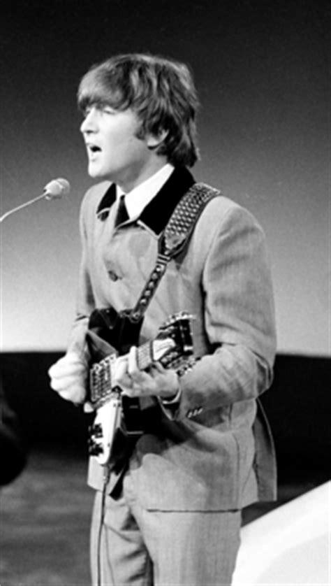 john lennon mini biography ジョン レノン wikipedia