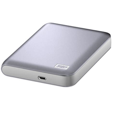 Hdd Mac wd intros 1tb portable hdd for mac tech ticker