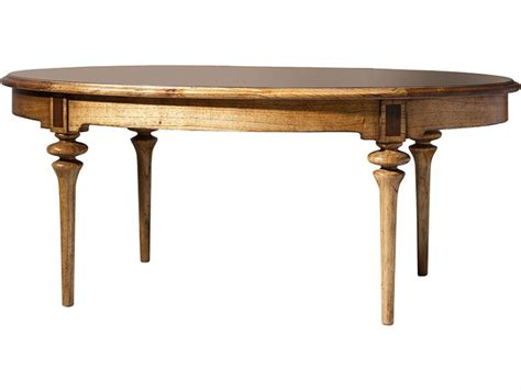 frank hudson spire oval coffee table longlands
