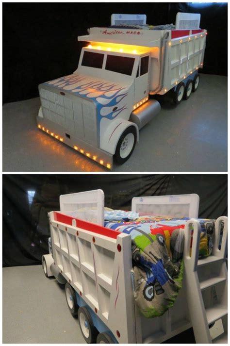 dump truck toddler bed best 25 truck bed ideas on pinterest boys truck room