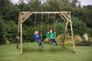 Outdoor Swing Sets Maixm Garden Outdoor Swing Set