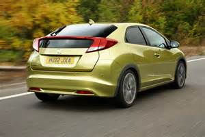 new 2012 honda civic hatchback priced from 163 16 495 in the uk