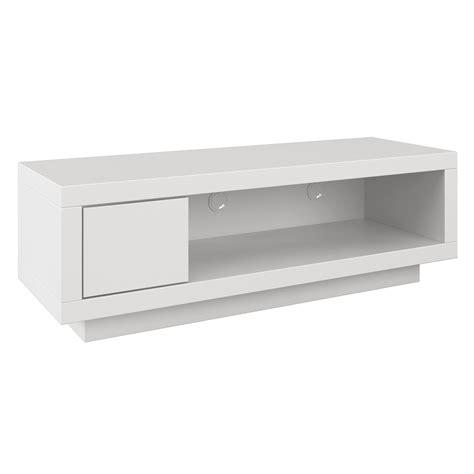 schnepel varic l blanc avec tiroir meuble tv schnepel