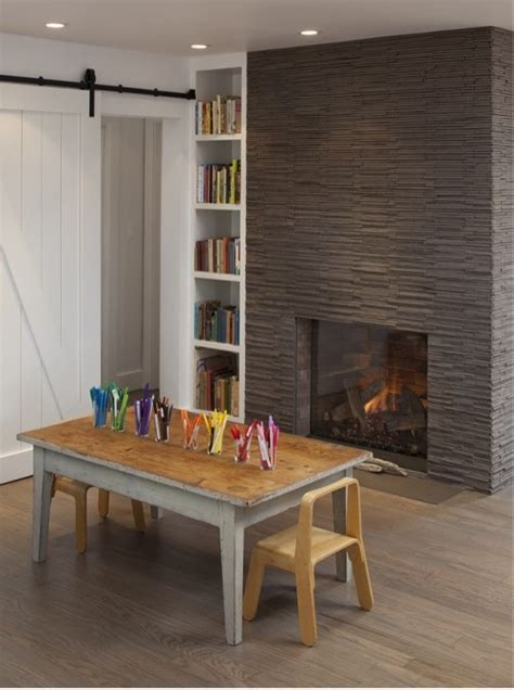 refacing brick fireplace with ceramic tile 1000 images about reface fireplace on