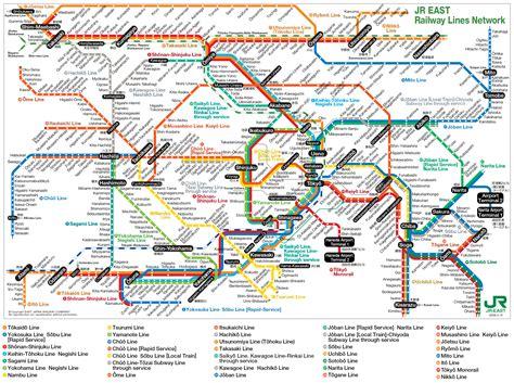 tokyo metro map www mappi net maps of cities tokyo