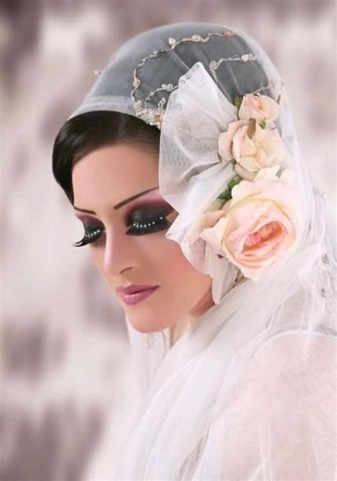 arabic wedding hairstyles 2014 trends of arabic wedding dresses 2014 007 n