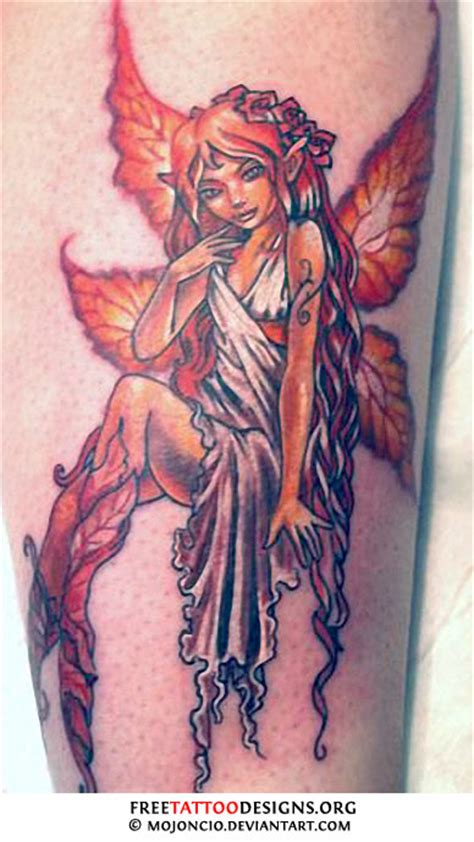 cute fairy tattoo designs tattoos evil small designs and