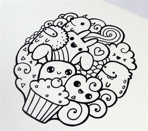 foto doodle yang mudah 100 gambar doodle nama abstrak simple dan cara
