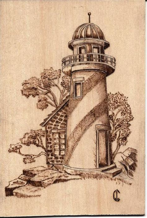 lighthouse patterns woodworking joacarro gallery pyrography gallery gt pyrography
