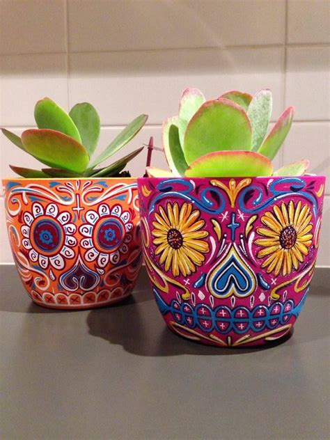 25 best ideas about sugar skull painting on