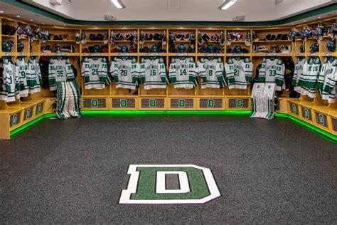 hockey locker room valley news a new look dartmouth hockey locker rooms get an upgrade