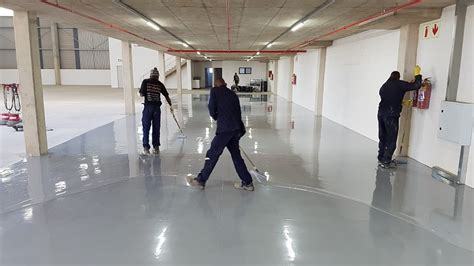 factors that give epoxy flooring an edge over other