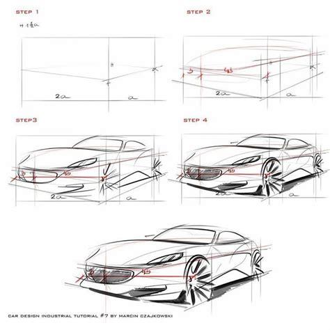 Skizze Auto by Die Besten 25 Auto Skizze Ideen Auf Auto