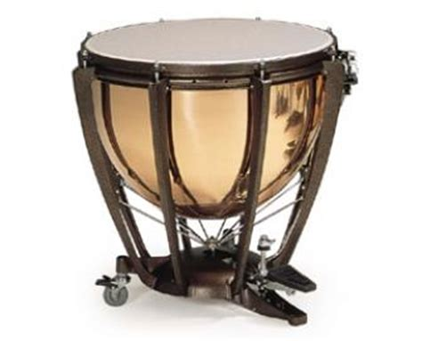 Le Cuivre 1352 by Premier Concert Fut Cuivre 71cm 28 Percussions