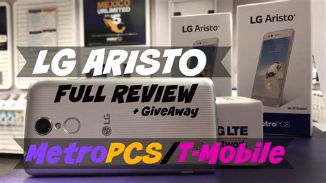 Free Phone Giveaway T Mobile - lg aristo full review giveaway hq metropcs t mobile my addiction to technology
