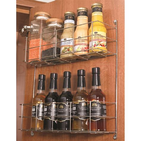 Buy Rack Of by Buy Chrome Storage Rack Wall Mountable Or Kitchen Cupboard