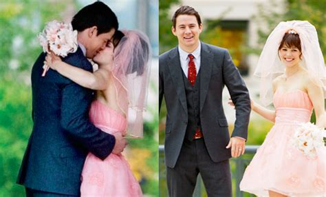 the vow wedding house reel to real 5 inspired bridal looks and