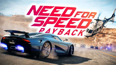 Terbatas Pc Need For Speed Payback need for speed payback gameplay ea play 2017