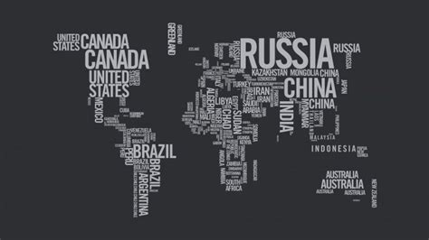 world map with country name hd wallpaper world map typography wallpaper typography hd wallpapers