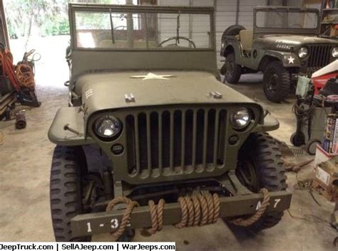 Ww2 Jeep Parts 114 Best Images About Jeeps For Sale On