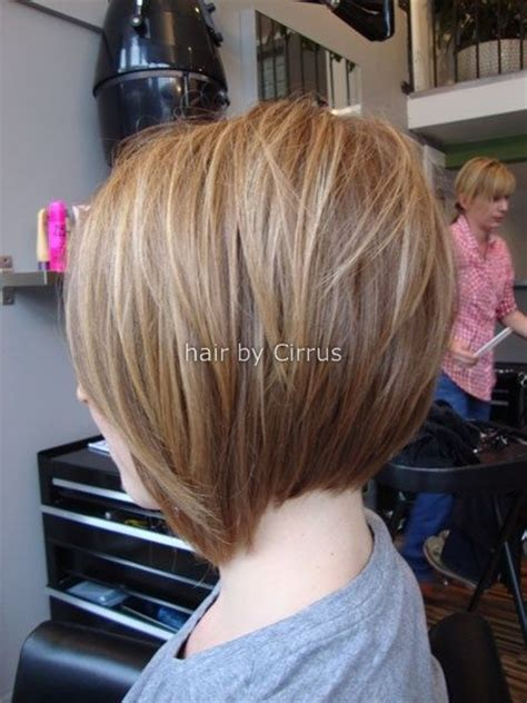 long angled bob hairstyles with back and side views and bangs inverted bob back view aa male models picture