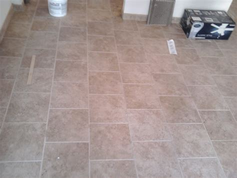 brick pattern tile on floor brick pattern floor tile yelp