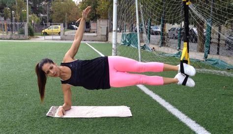 trx en casa ejercicios de trx fitness guia fitness guia es
