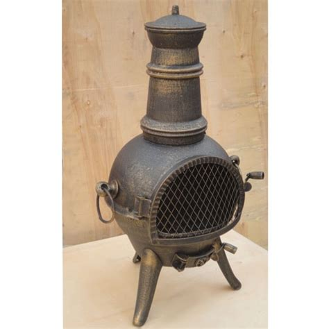 Chiminea Sale cast iron chimineas sale fast delivery greenfingers