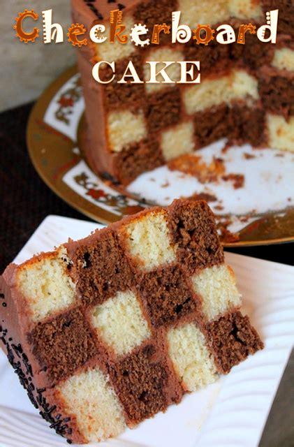checkerboard cake recipe checkerboard cake recipe vanilla chocolate