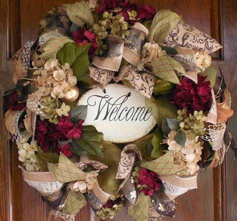 trading seasons spring wreaths year round wreath elegant wreath spring mesh wreath